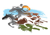 Horse racing.