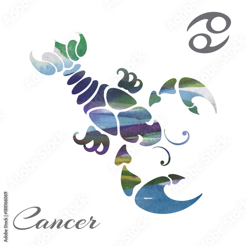 zodiac sign Cancer © Orion