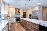 Beautiful white kitchen design. - 188166274
