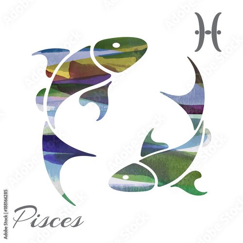 zodiac sign Pisces © Orion