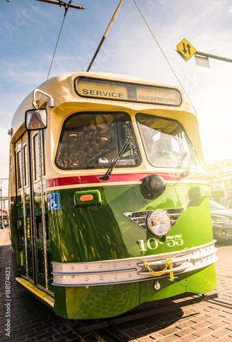 Foto Murales tramway de San Francisco