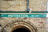 Schild 299 - Motivation
