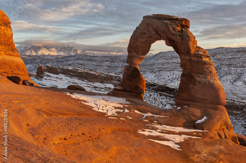 Foto Murales Arches National Park, Delicate Arch