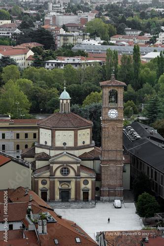 Poster Legnano Chiesa San Magno