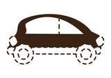 small car icon image - 188297653