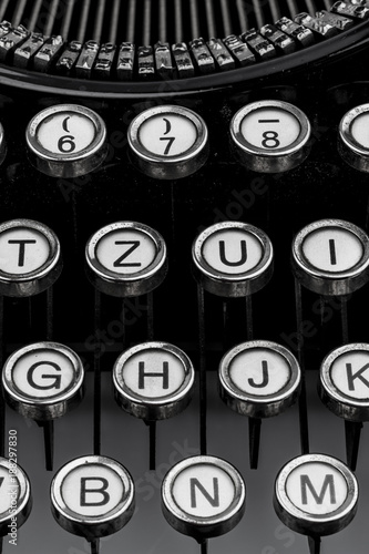 letters of a typewriter - 188297830