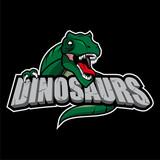 Dinosaurs Logo Design