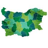 ブルガリア 地図 国 アイコン - 188322263