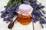 Honey and lavender - 188329848