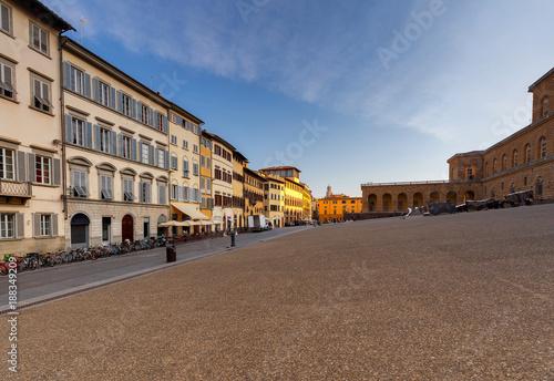Papiers peints Florence Florence. Pitti Square.