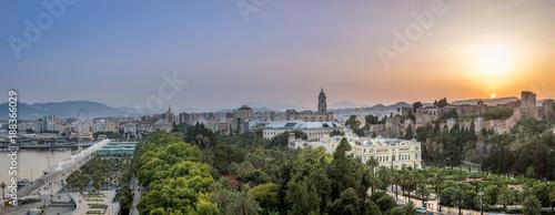 Malaga Downtown - 188366029