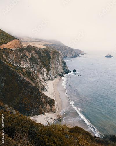Foto Murales Big Sur California