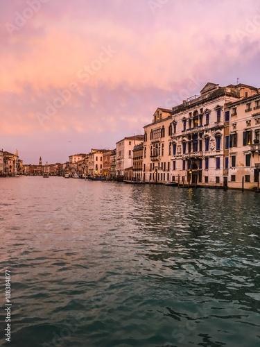 venezia canal grande - 188384877