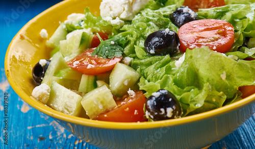 Moroccan Vegetable Salad
