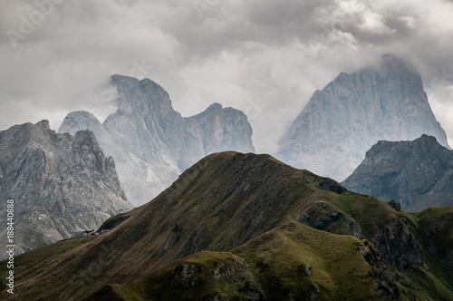 Foto Murales Dolomiti