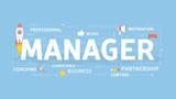Manager concept illustration. - 188489699