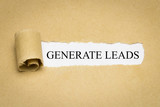 Generate Leads - 188541610