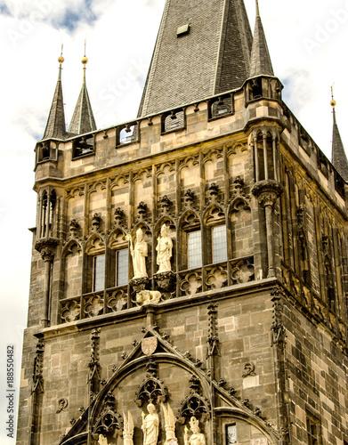Landmarks and Buildings of Prague