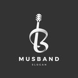 musband guitar logo - 188559679