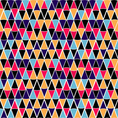 Geometric seamless pattern. Abstract background. Geometric pattern for textiles. packaging, artwork, Wallpaper.