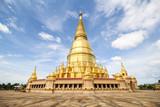 Prabudhabaht Huay Toom temple, Lamphun Thailand - 188628681