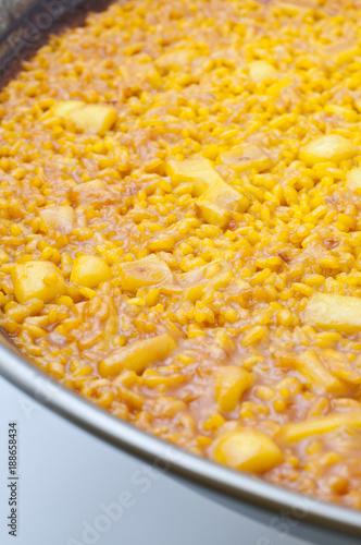 arroz abanda
