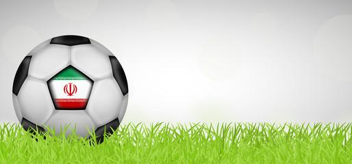 Fußballwiese - Fußball Iran