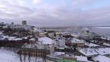 Winter Nizhny Novgorod Russia