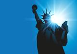 Statue de la liberté - New York - symbole -américain - monument - Amérique - 188695604