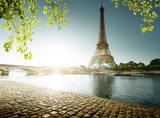 spring time in Paris, Eiffel tower