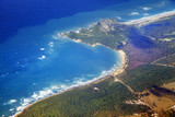 Aerial view of the coast in the Dominican Republic - 188717662