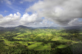 Aerial view of Cordilleras. Dominican Republic - 188720083