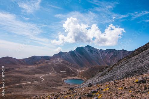 Papiers peints Cappuccino Nevado de Toluca