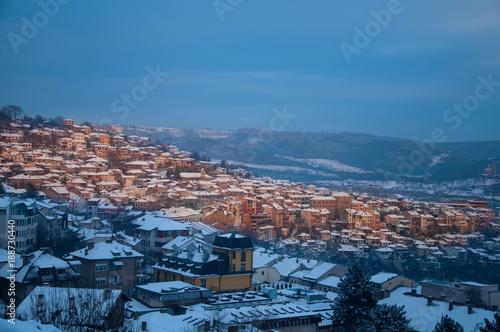 Poster View of Veliko Tarnovo