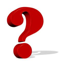 Fragezeichen, Question marks