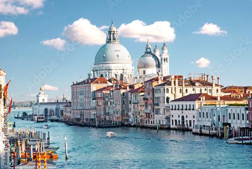 Foto op Plexiglas Venetie Basilica Santa Maria della Salute