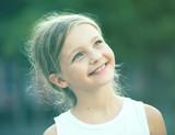 girl portrait outdoors - 188742025