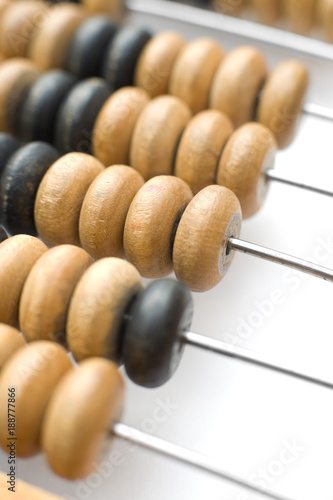 abacus counting beads - 188777866