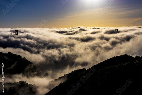 Golden Gate Bridge in Fog © DanielKirchner