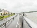 flood 2013, mauthausen, austria - 188797481