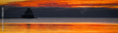 Red Clouds 2 (Banner)