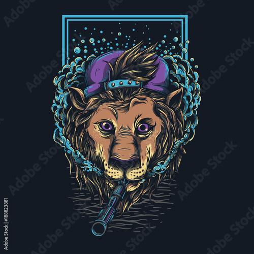 Bad Boy Lion