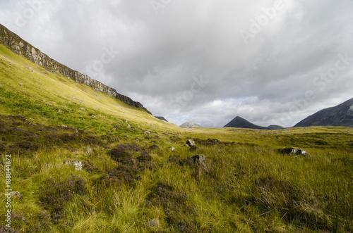 Foto Murales Highlands