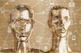 Artificial intelligence concept - Internet, network, globalization - 188848245