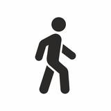 Walk vector icon - 188851227