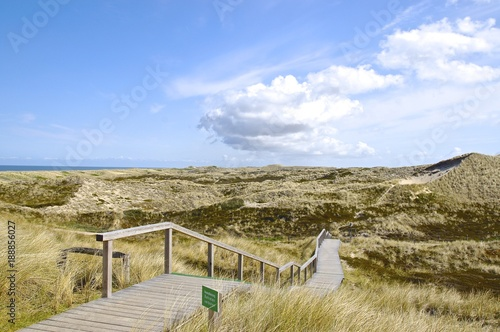 Staande foto Noordzee Sylt