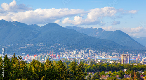 Aluminium Canada Vancouver City and North Shore Mountains