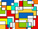 Abstract Color Design - 188911403
