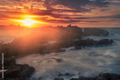Sunset at Cobo