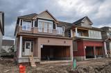 Detached house under construction